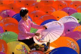 Bosang Umbrella Festival